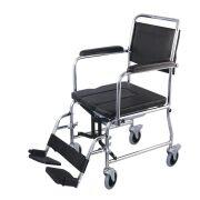 Αναπηρικό Αμαξίδιο Απλού Τύπου Πτυσσόμενο με Δοχείο