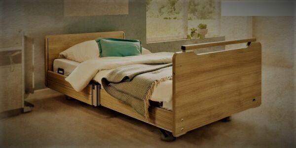 Κρεβάτι Νοσοκομειακό Ηλεκτροκίνητο  slide