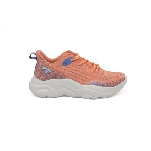Ανατομικό Αθλητικό Γυναικείο Παπούτσι Πορτοκαλί- Με Memory Foam