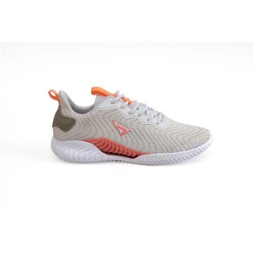 Ανατομικό Αθλητικό Γυναικείο Παπούτσι Λευκό - Με Memory Foam