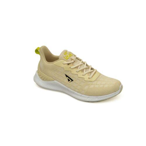 Ανατομικό Αθλητικό Γυναικείο Παπούτσι Κίτρινο - Με Memory Foam