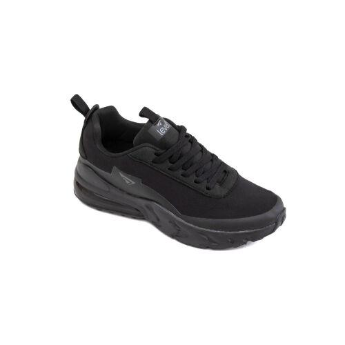 Ανατομικό Αθλητικό Γυναικείο Παπούτσι Μαύρο - Με Memory Foam και Αερόσολα