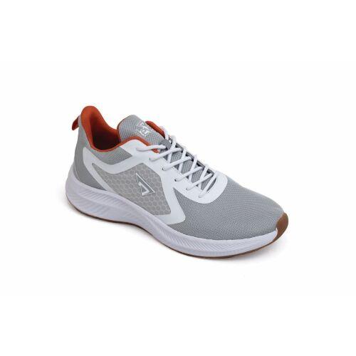 Ανατομικό Αθλητικό Ανδρικό Παπούτσι Λευκό - Με Memory Foam