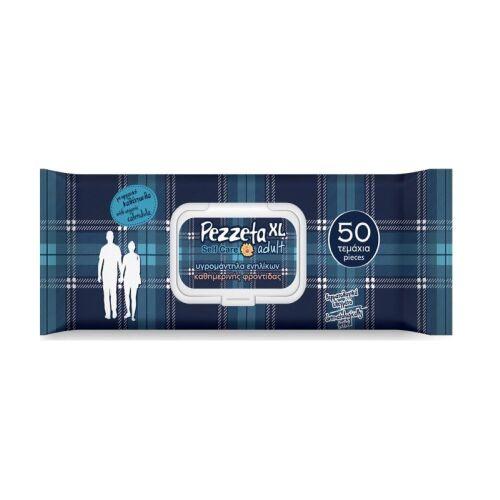 Pezzeta XL Wet Wipes Υγρομάντηλα - 50 Τεμάχια
